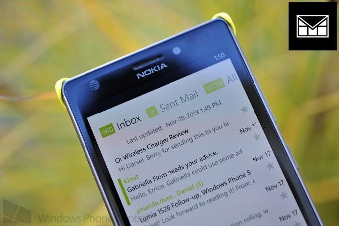 10 Using Outlook on Windows Phones