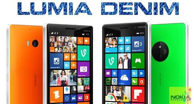 2 Get the lumia denim update