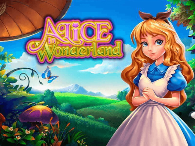 Alice HD Pokies Machine