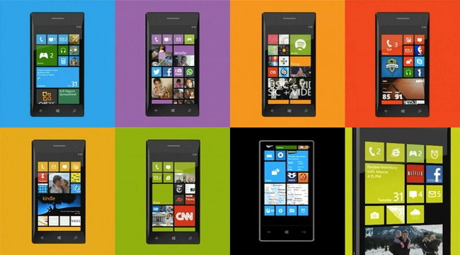 Amazing design of Windows phone