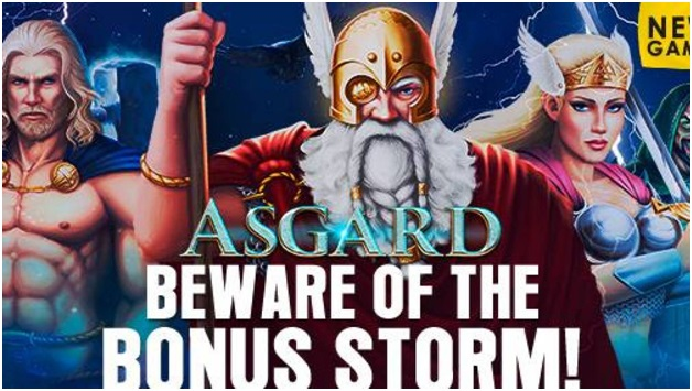 Asgard pokies