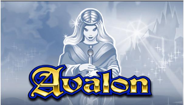 Avalon pokie