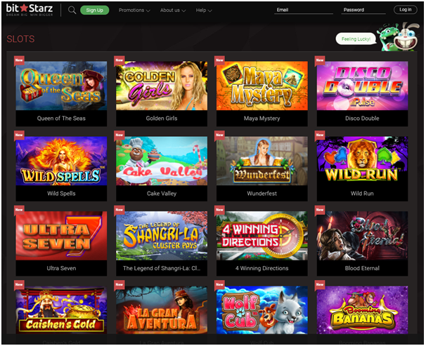 Bitstarz casino games to play
