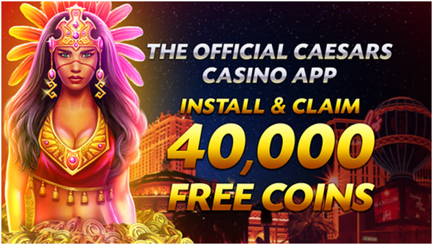 Caesars casino game bonuses