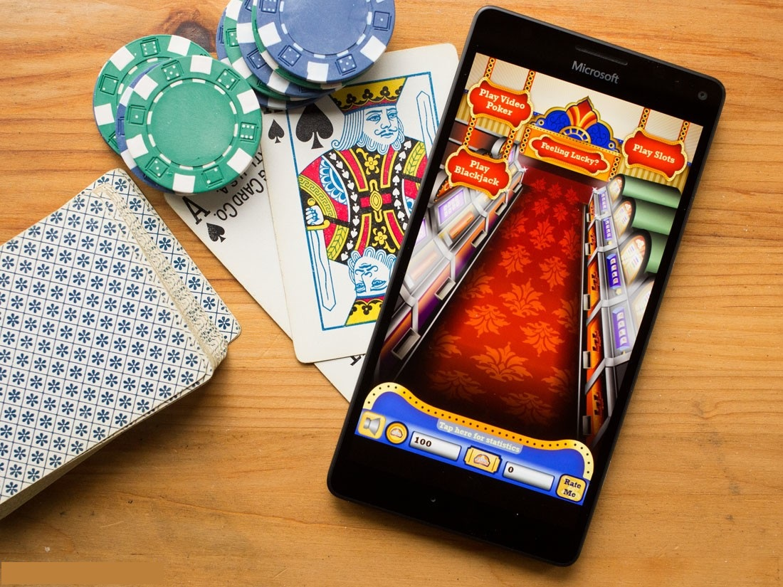 Casino Apps For Windows Phone