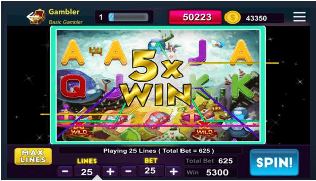 Casino Pokies Machine