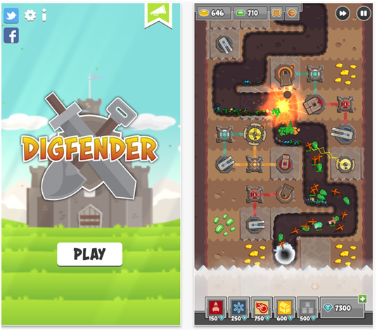 DigFender App