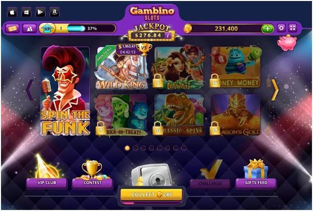 Gambino Pokies unlock pokies Jackpot