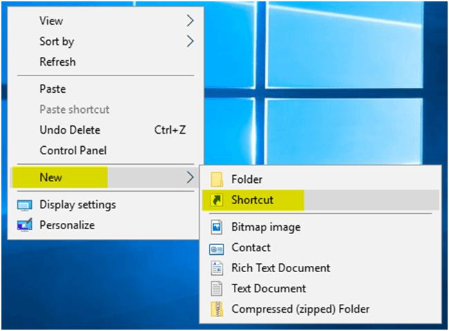 Game controller settings short cut