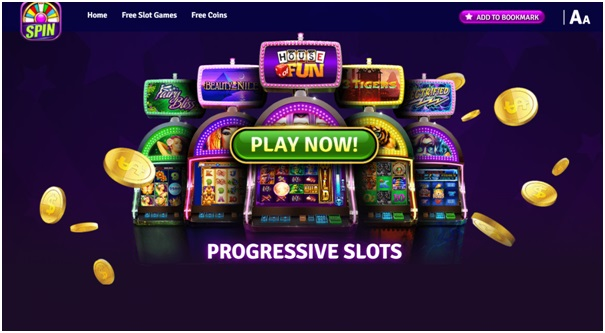 House of Fun Casino App - Progressive pokies