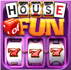 House of fun casino logo