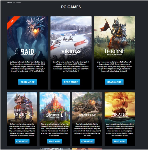 How to play Plarium Games on Windows PC and mobile?
