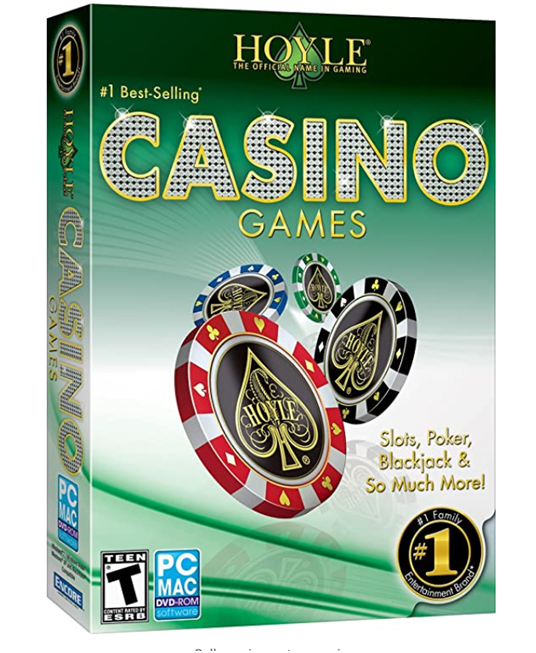 Encore Hoyle Casino Games 2012