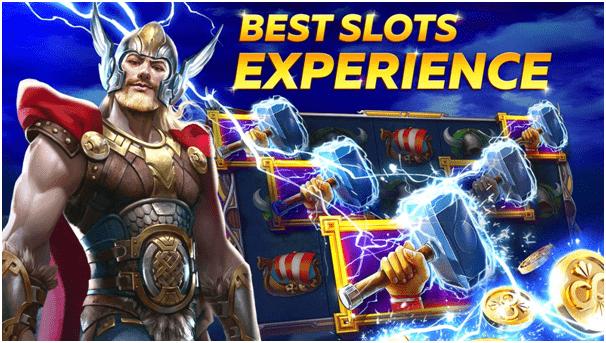 Infinity slots app- pokies games to play