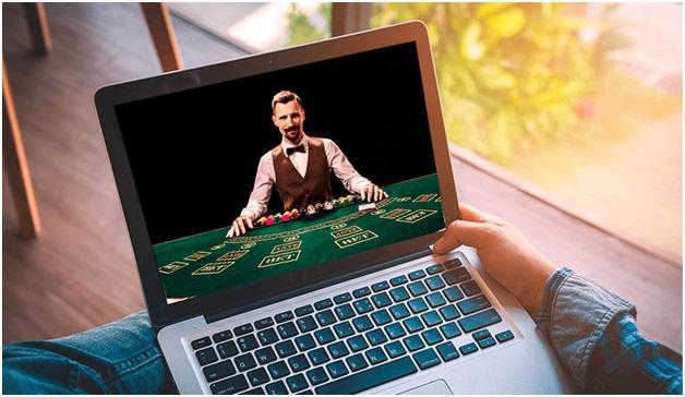 Live casino on PC