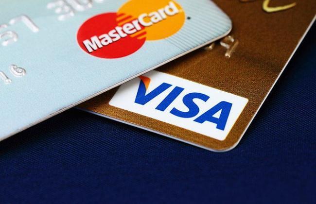 Master Card Visa