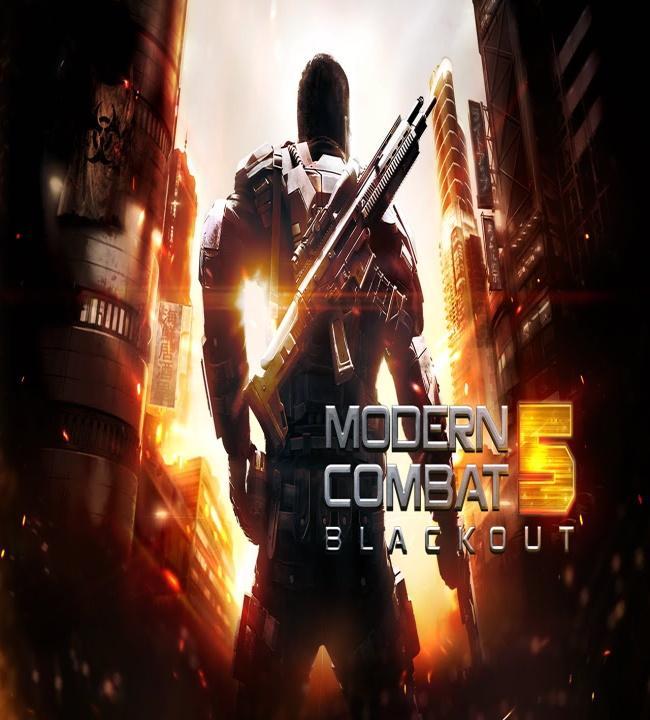 Modern Combat 5 Blackout