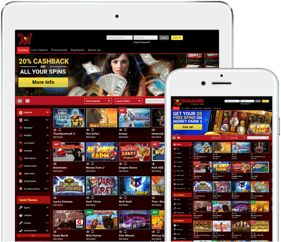 Mongoose casino mobile