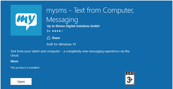 Learn to send SMS from your computer through your Windows Phone