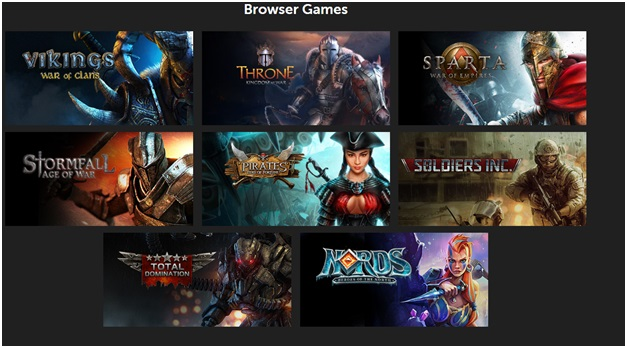 Plarium PC games to play