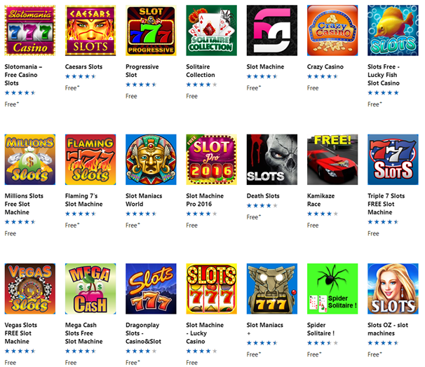 pokies games apps on windows