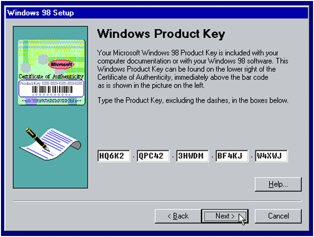 How to find Product Key in Windows