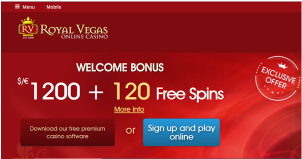 Royal vegas casino review games, bonuses, payment methods.