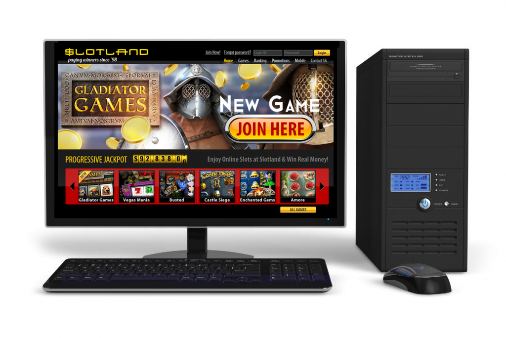 Slotland casino for windows