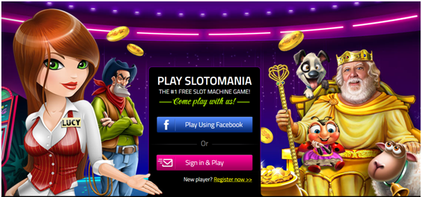 Slotomania windows app