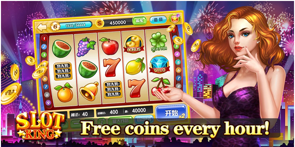 Slots machine app