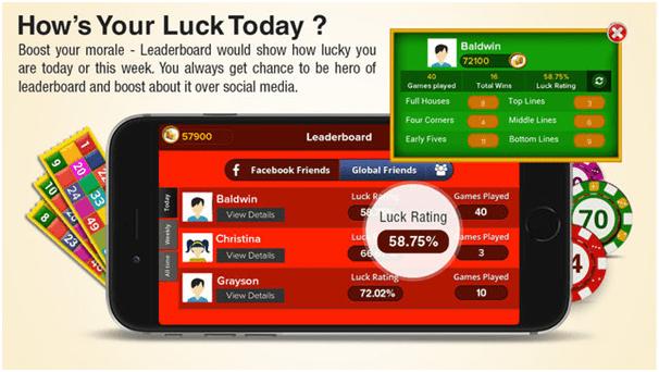 Tambola Bingo casino game