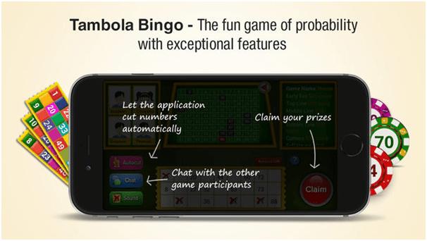 Tambola Bingo Game features