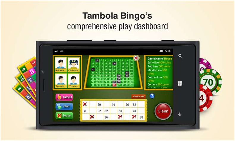 Tambola Bingo-How to play at windows PC or Bingo