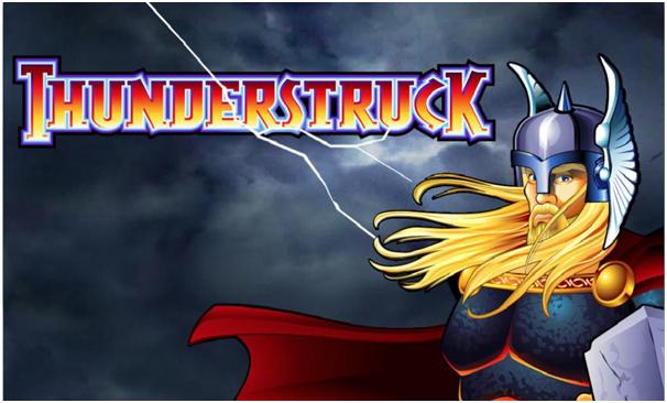 Thunderstruck pokies- Thor