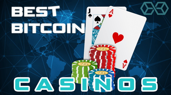 Top 4 Bitcoin Casinos to Play on Windows