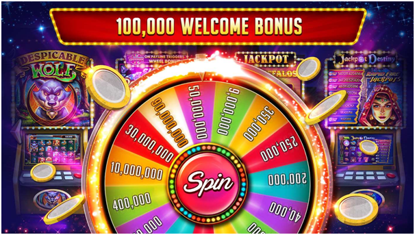 Bonus at Vegas Downtown