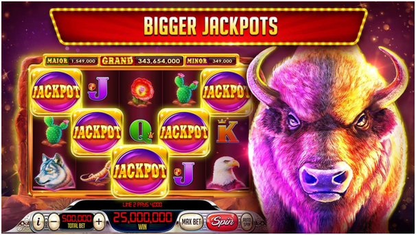 Jackpot pokies at Vegas Downtown