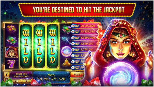 Pokies games to play at Vegas Downtown