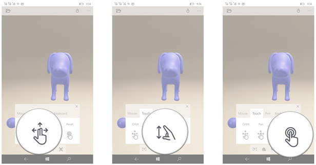 View 3D app