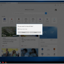 Microsoft Edge close all tabs How to enable it again