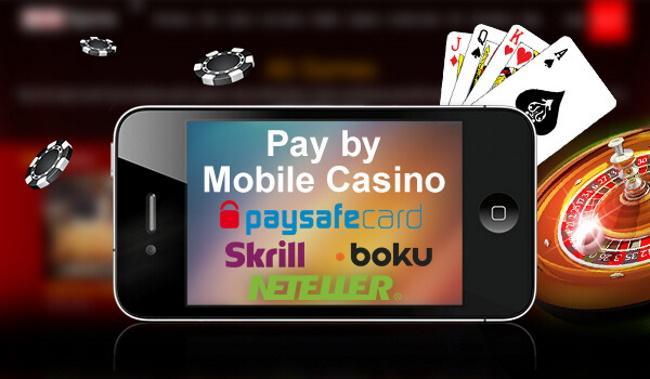 Windows Phone Casino Banking Methods