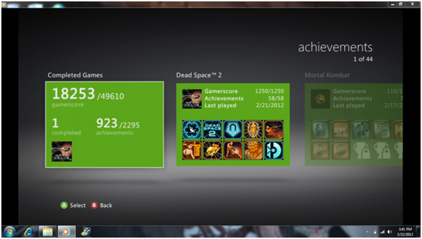 What is Gamerscore