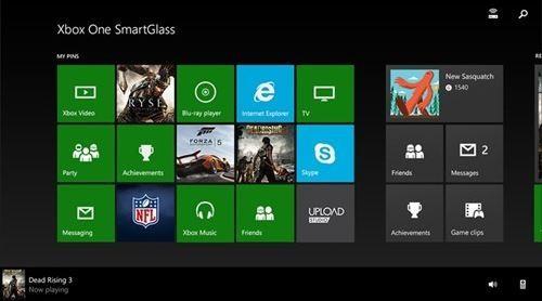 Xboxone app
