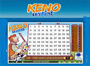 Keno Casino Online Rules and How to Play