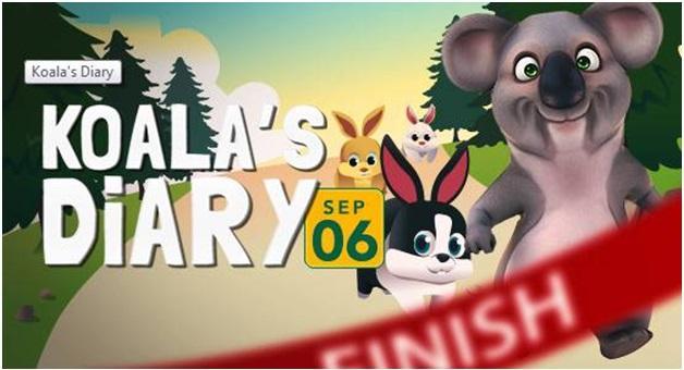 koala diary